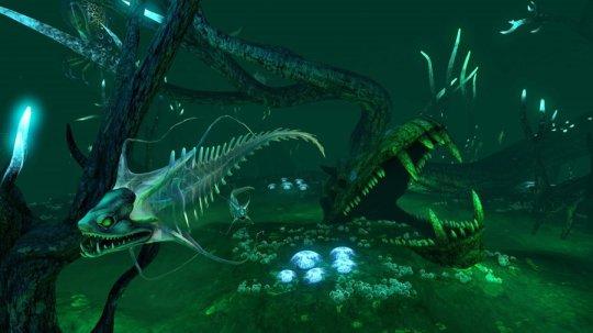 【转载】在浩瀚的深海中搭建我的世界 - 深海迷航